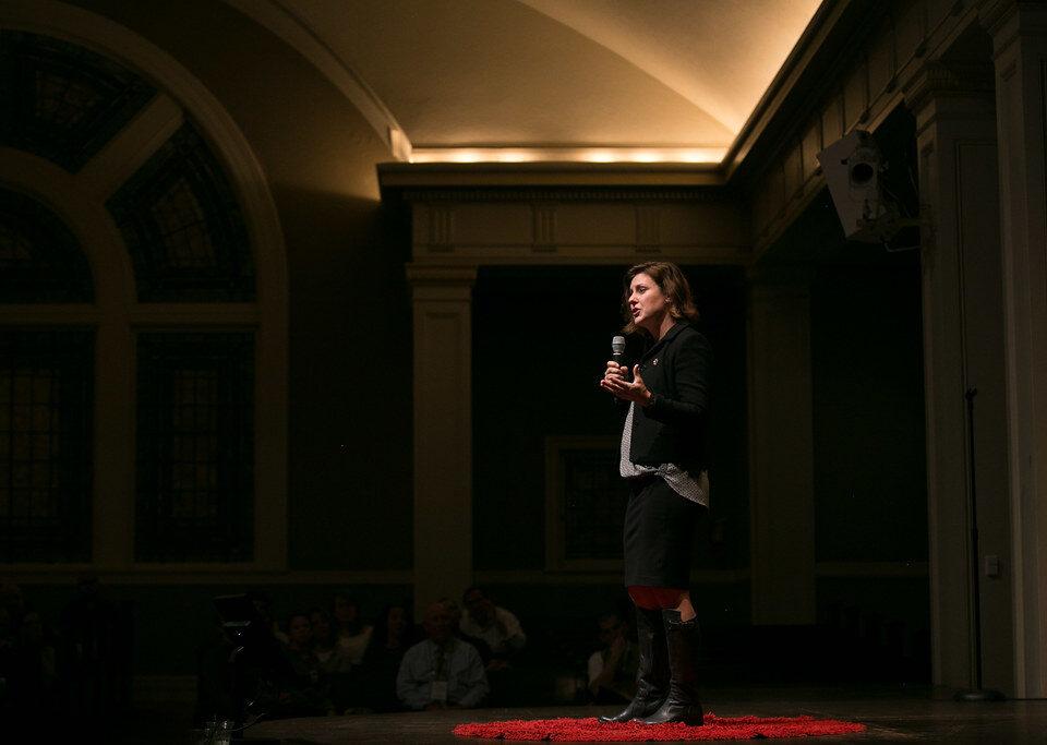 Shannon Polson Speaking